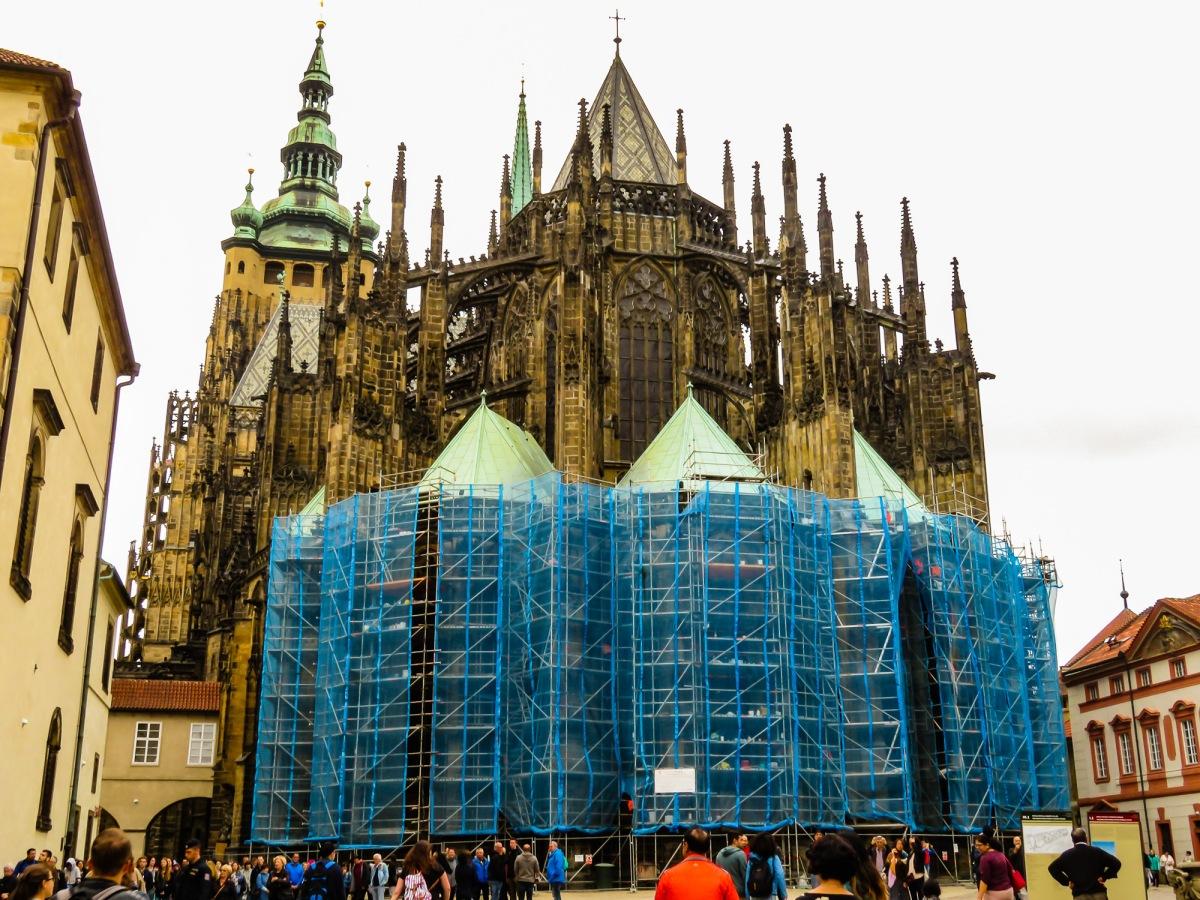 Prag kyrka och bro-13