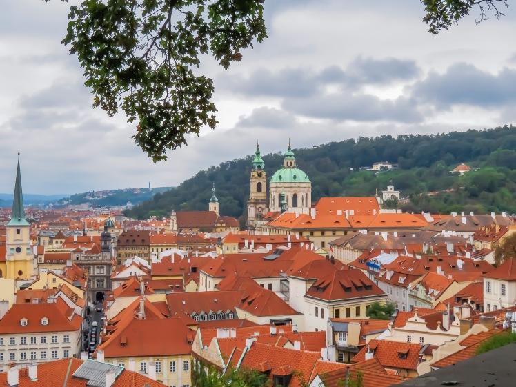 Prag kyrka och bro-28