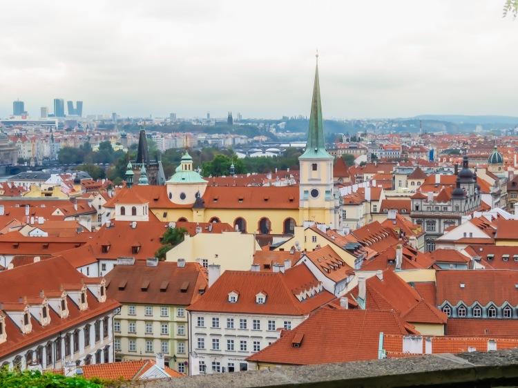 Prag kyrka och bro-30