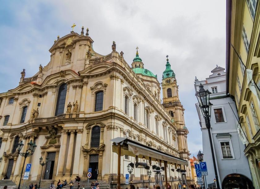 Prag kyrka och bro-40