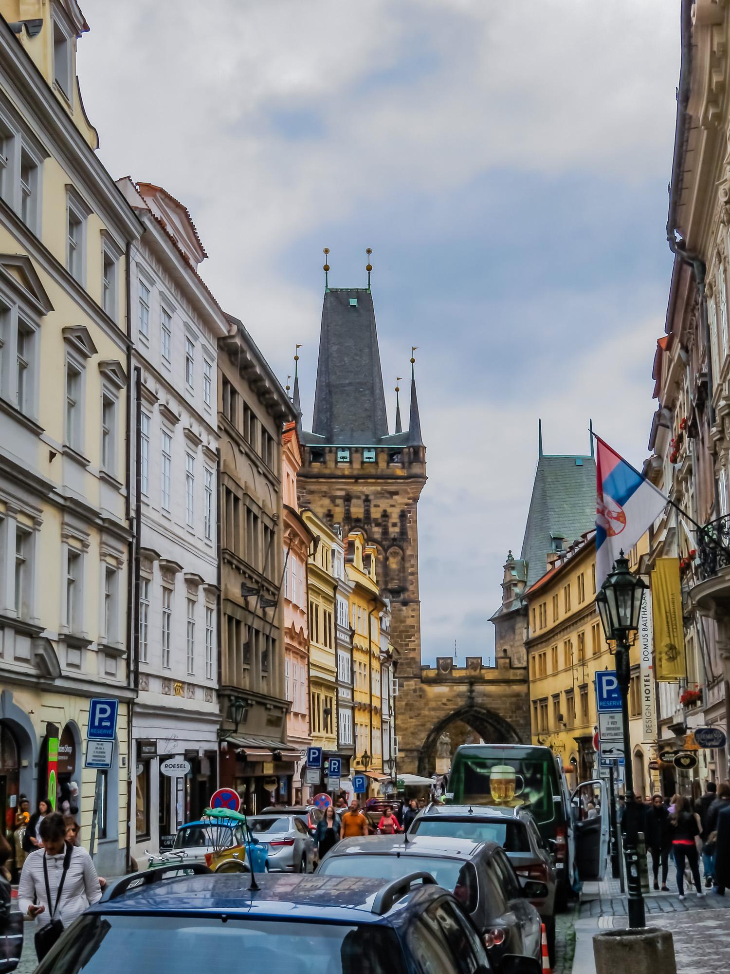 Prag kyrka och bro-42