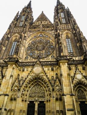 Prag kyrka och bro-6